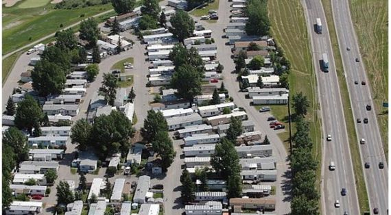Take a look at one of our manufactured homes